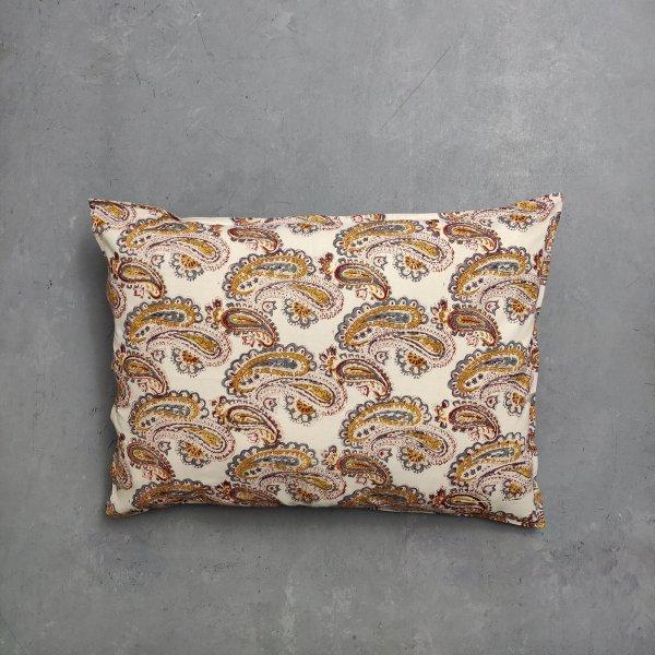 Handblock Pillow Cover HPC118