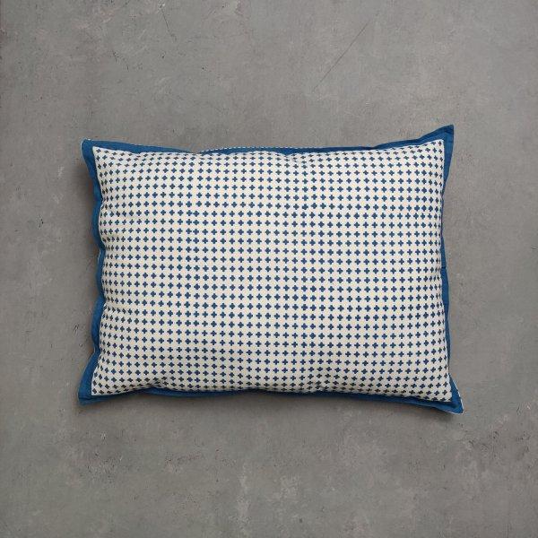Handblock Pillow Cover HPC120