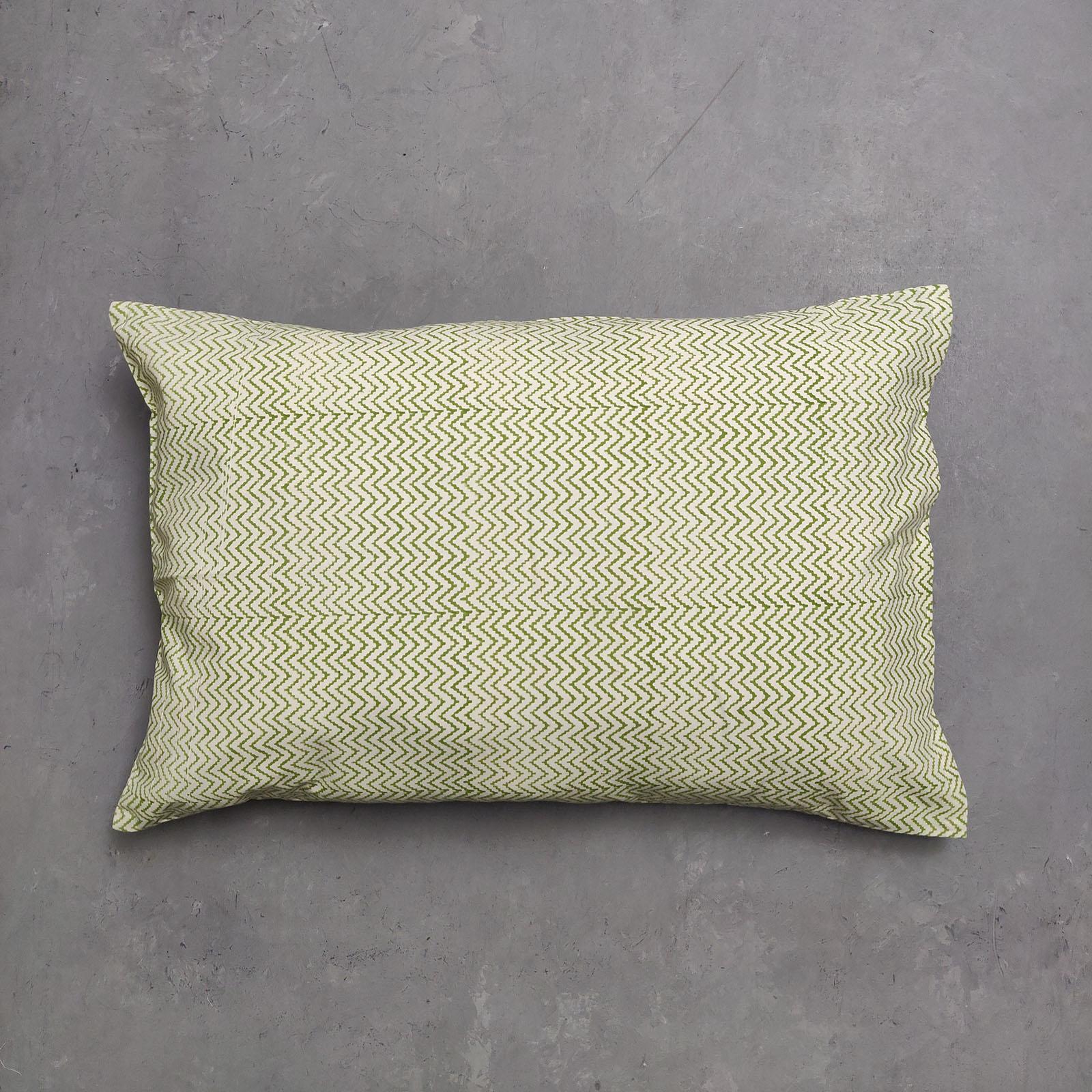 Handblock Pillow Cover HPC138