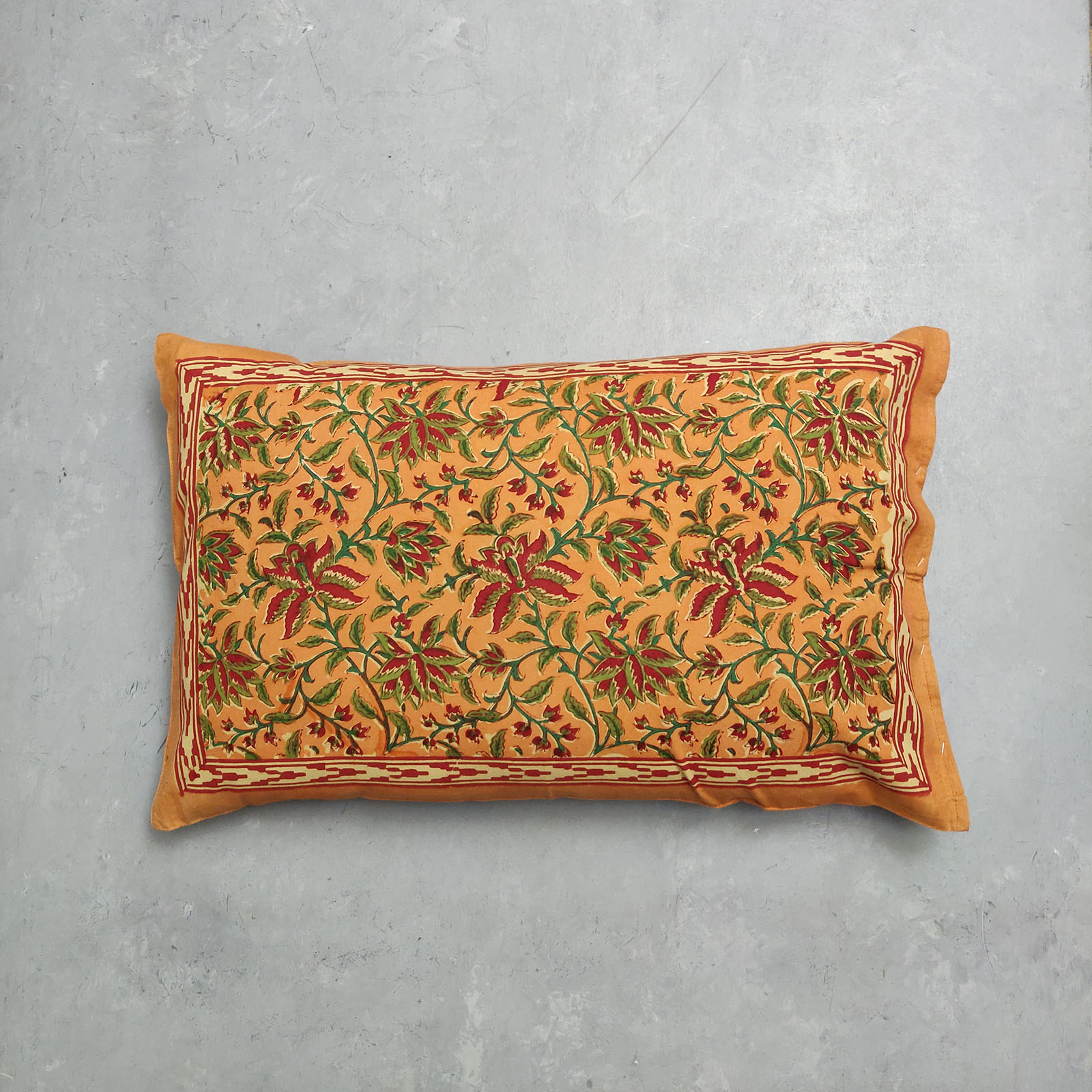 Handblock Pillow Cover HPC139