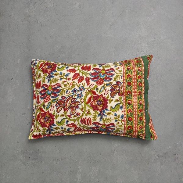 Handblock Pillow Cover HPC141