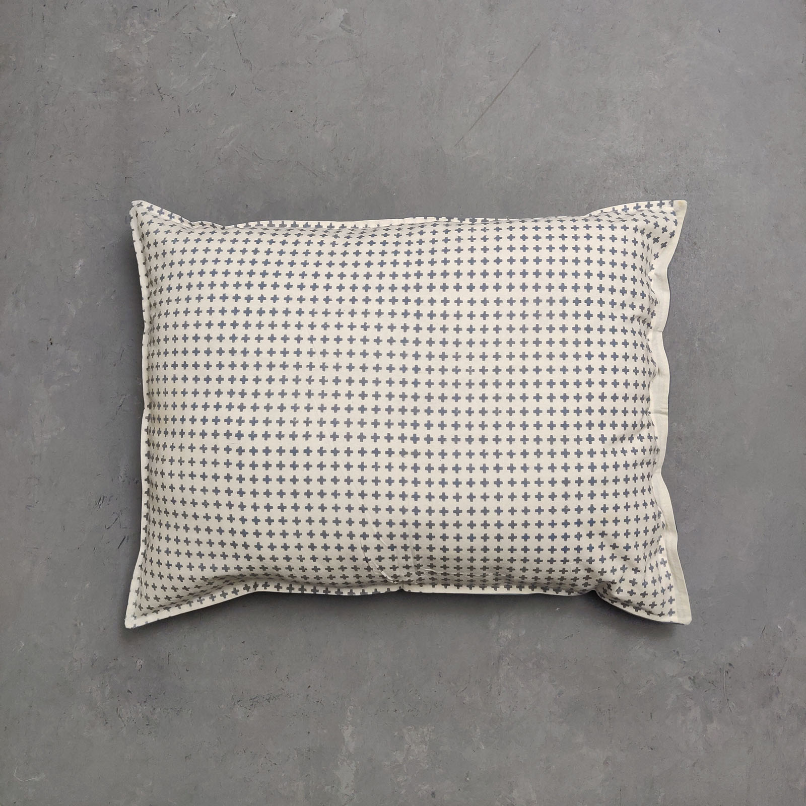 Handblock Pillow Cover HPC142
