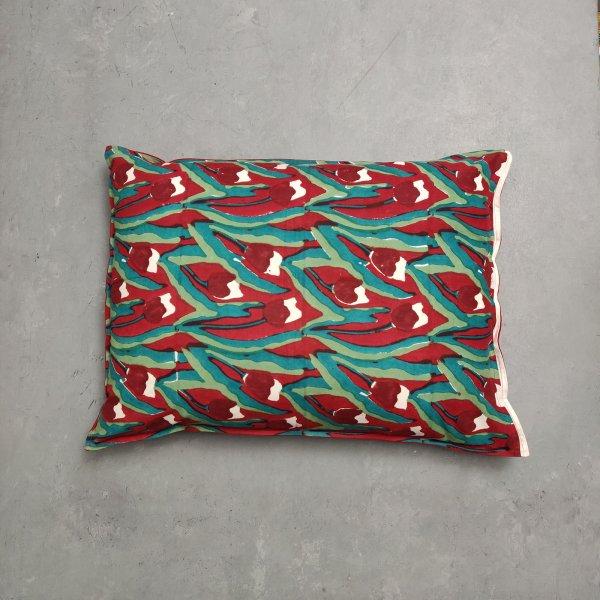 Handblock Pillow Cover HPC144