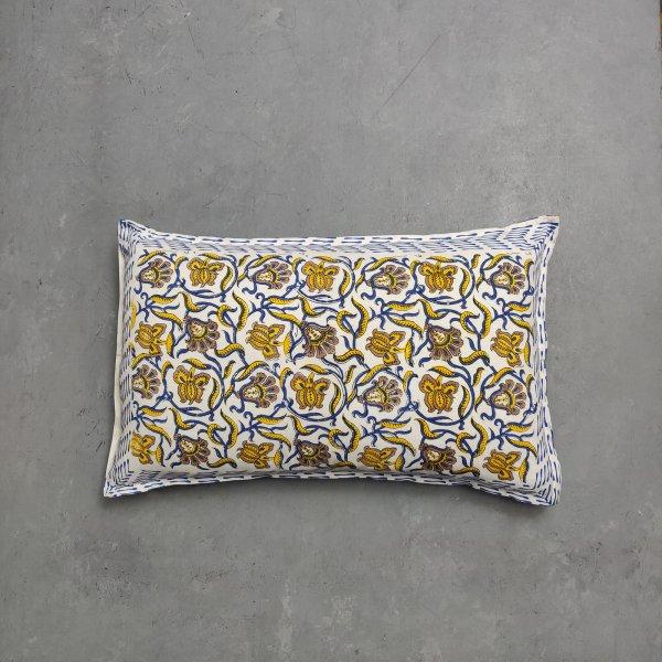 Handblock Pillow Cover HPC145