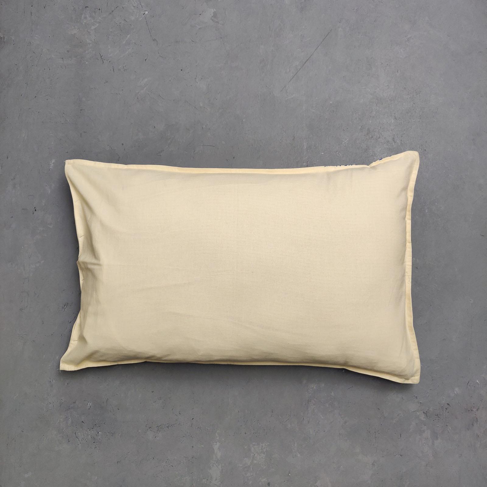 Handblock Pillow Cover HPC182