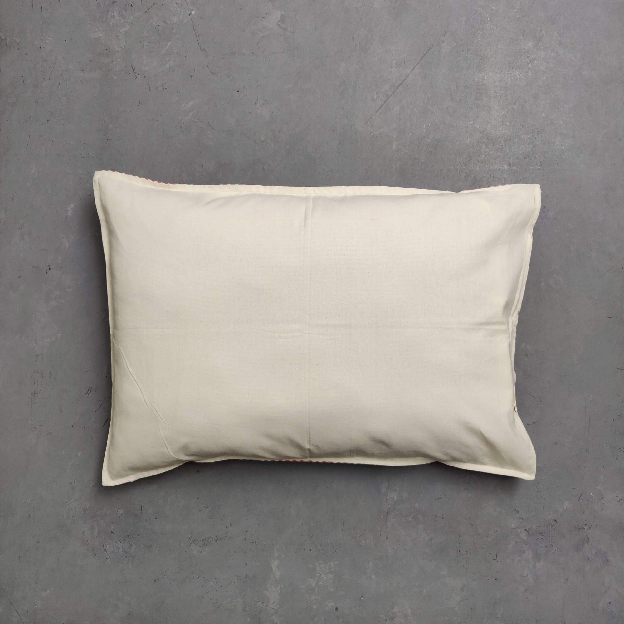 Handblock Pillow Cover HPC210