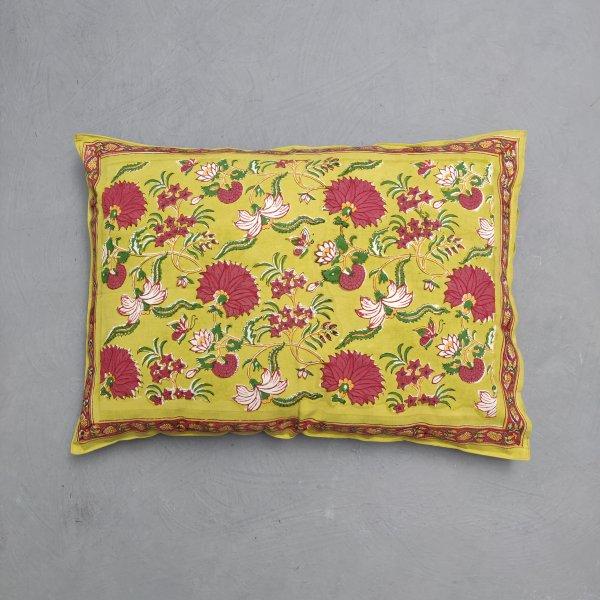 Handblock Pillow Cover HPC213