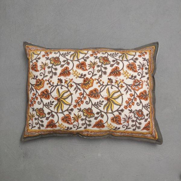 Handblock Pillow Cover HPC240