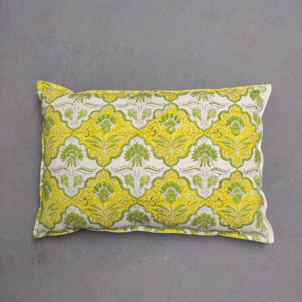 Handblock Pillow Cover HPC243
