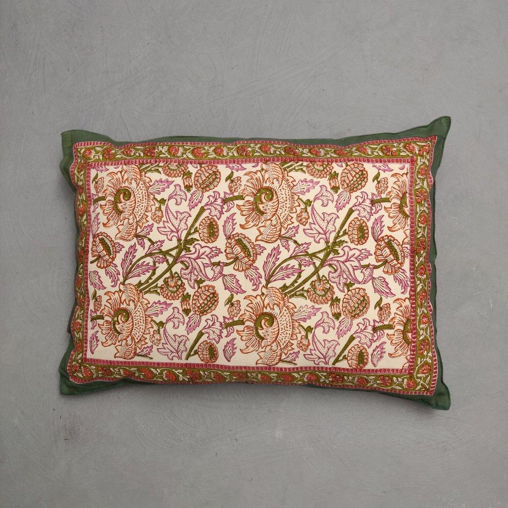 Handblock Pillow Cover HPC274