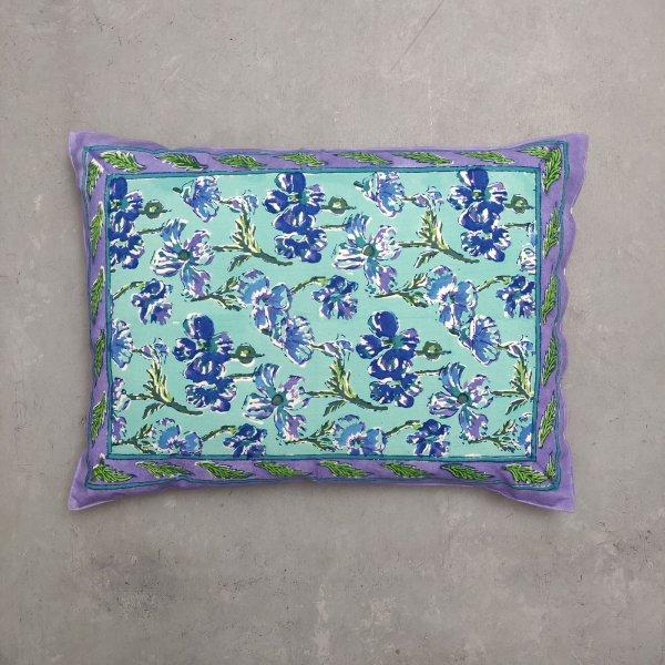 Handblock Pillow Cover HPC83