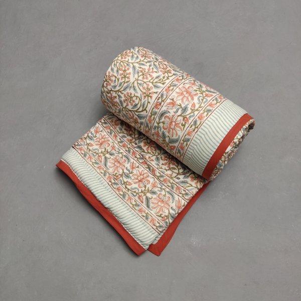 Single Size Quilt Handblock HQS109