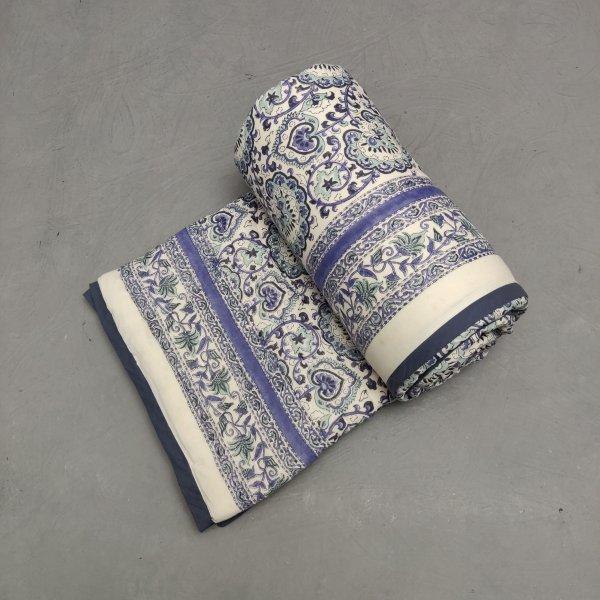 Single Size Quilt Handblock HQS118