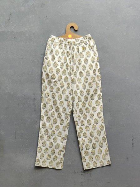 Cotton Handblock Print Night Suits WNS189