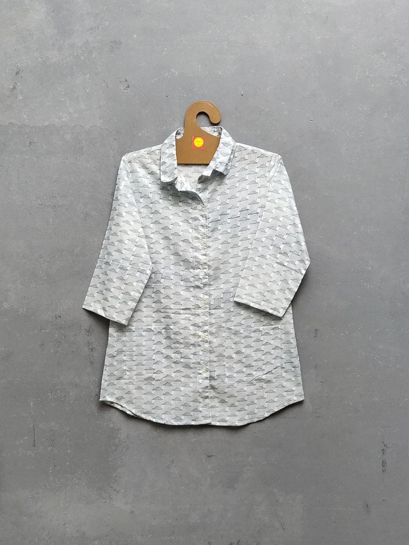 Cotton Handblock Print Night Suits WNS250