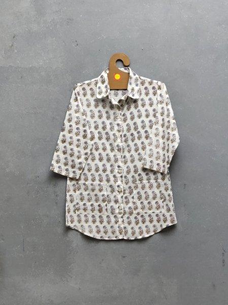 Cotton Handblock Print Night Suits WNS258