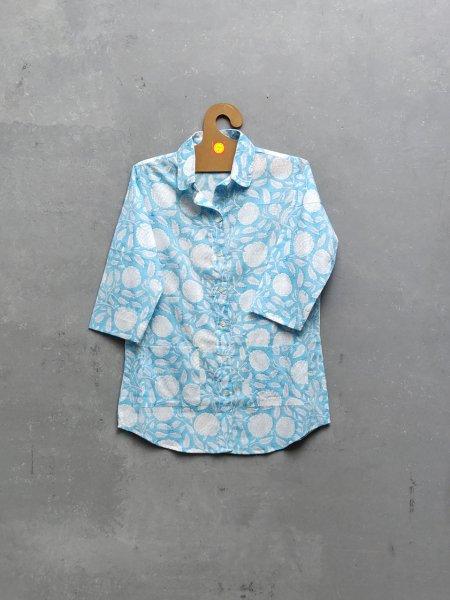 Cotton Handblock Print Night Suits WNS269