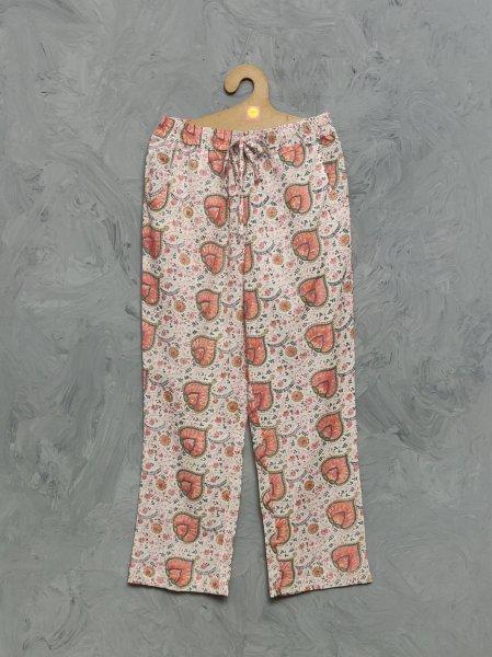 Cotton Handblock Print Night Suits WNS328