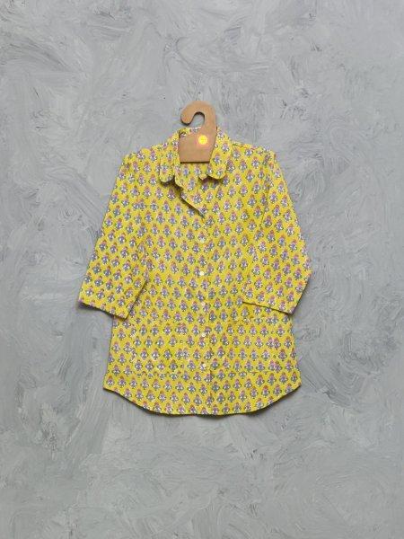 Cotton Handblock Print Night Suits WNS337