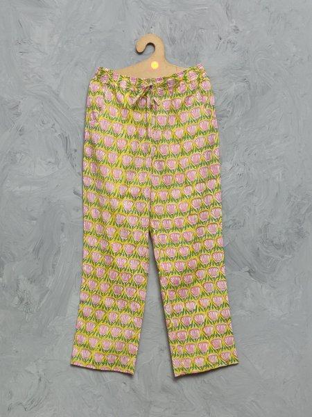 Cotton Handblock Print Night Suits WNS352
