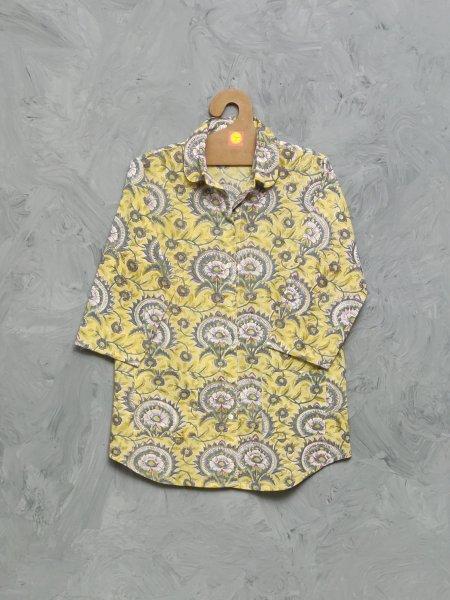 Cotton Handblock Print Night Suits WNS358