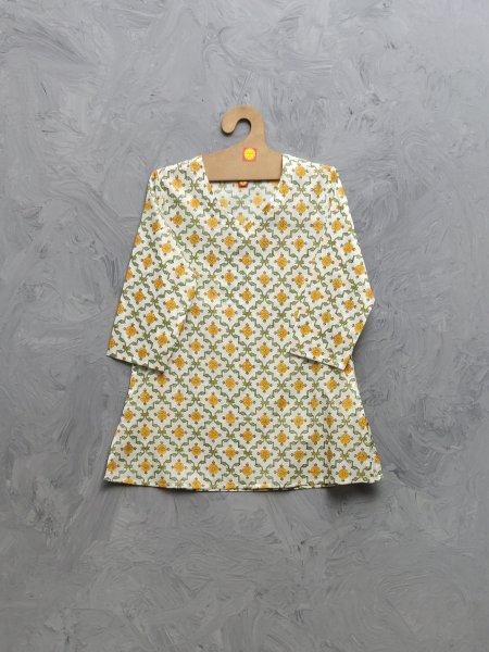 Cotton Handblock Print Night Suits WNS361