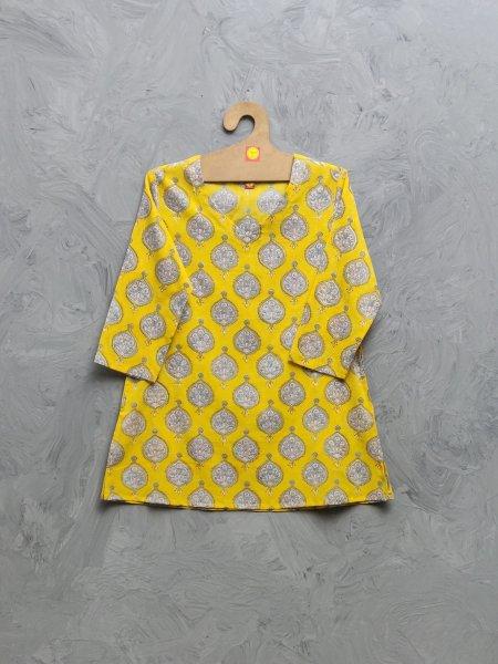 Cotton Handblock Print Night Suits WNS367