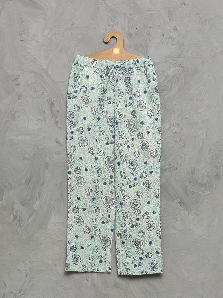 Cotton Handblock Print Night Suits WNS413