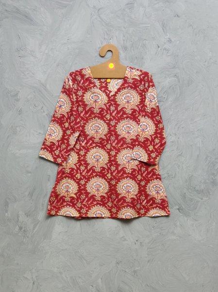 Cotton Handblock Print Night Suits WNS427