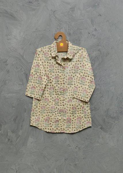 Cotton Handblock Print Night Suits WNS446