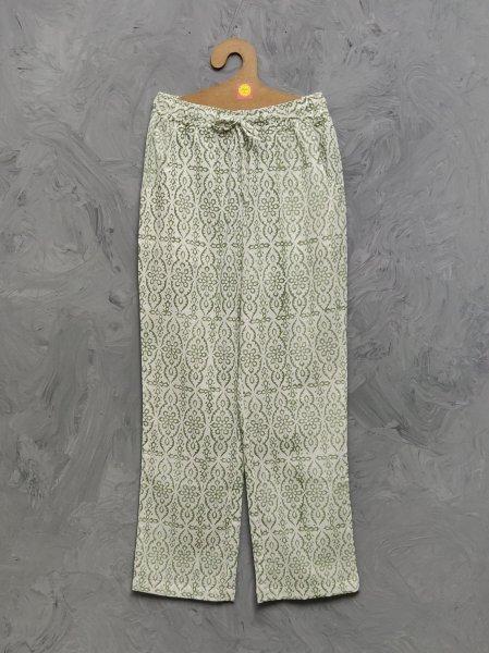 Cotton Handblock Print Night Suits WNS469