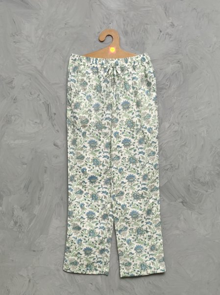 Cotton Handblock Print Night Suits WNS489