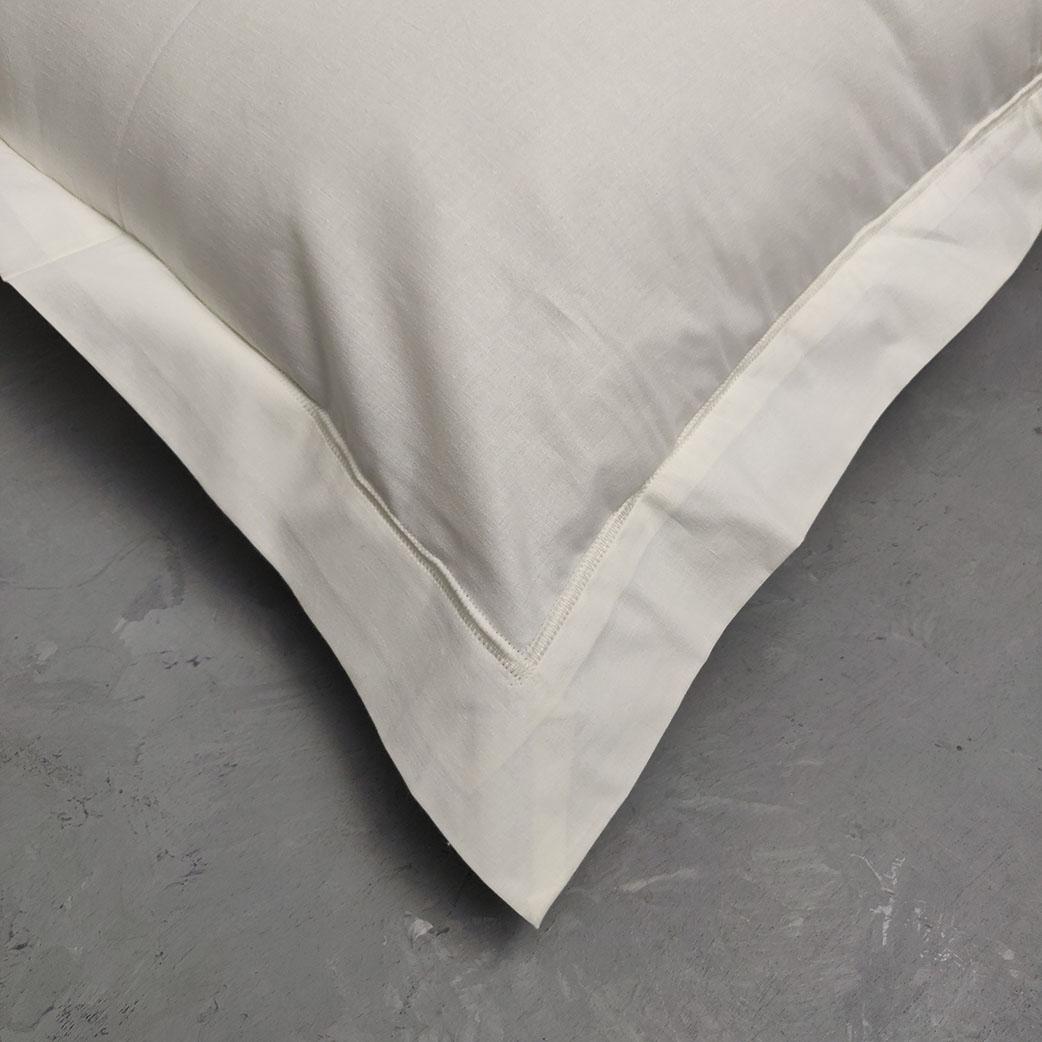 Plain Off White Pillow Cover