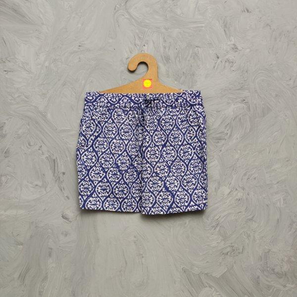 Handblock Printed Shorts/ Half Pants HP234