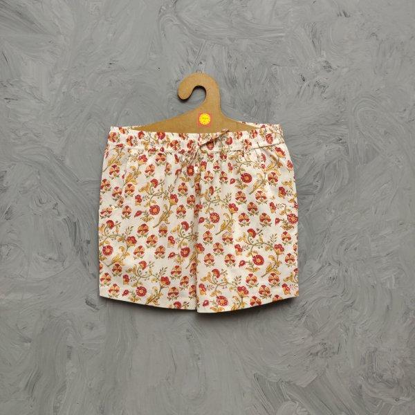 Handblock Printed Shorts/ Half Pants HP242