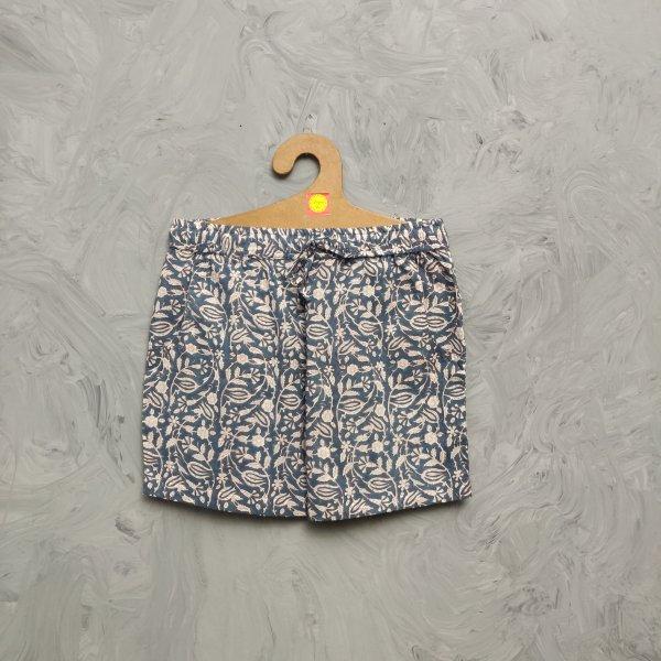 Handblock Printed Shorts/ Half Pants HP255
