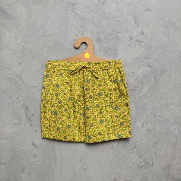 Handblock Printed Shorts/ Half Pants HP257