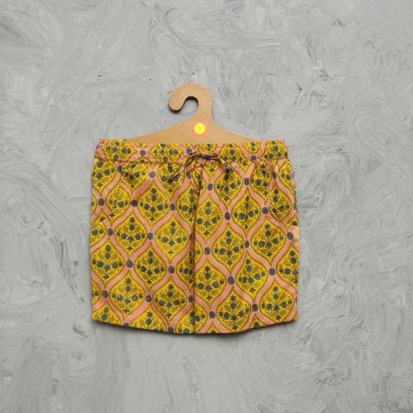 Handblock Printed Shorts/ Half Pants HP269