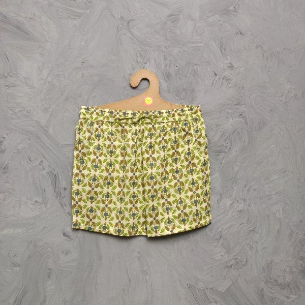 Handblock Printed Shorts/ Half Pants HP342