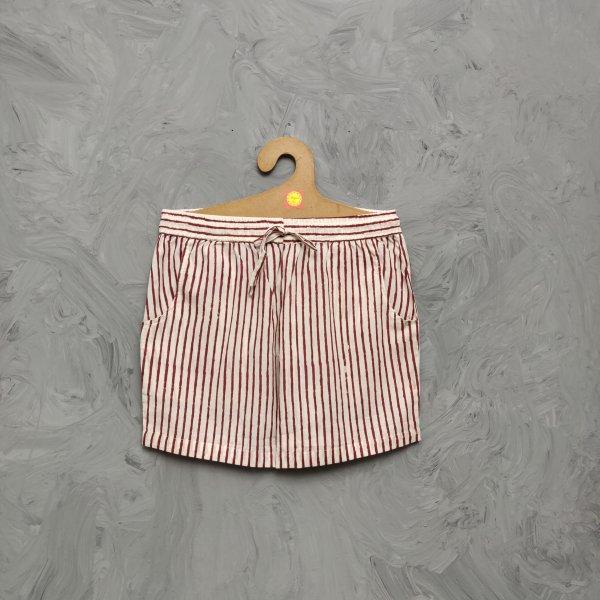 Handblock Printed Shorts/ Half Pants HP349