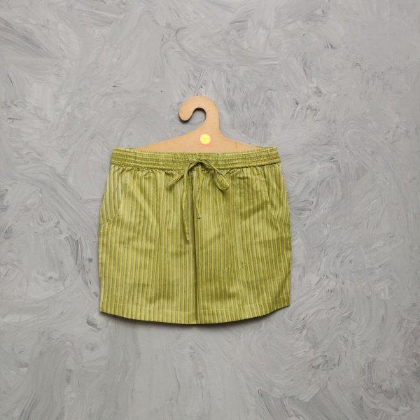 Handblock Printed Shorts/ Half Pants HP351