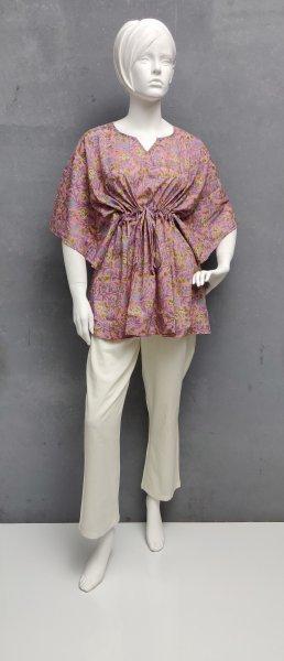 Floral Short Kaftan SK164