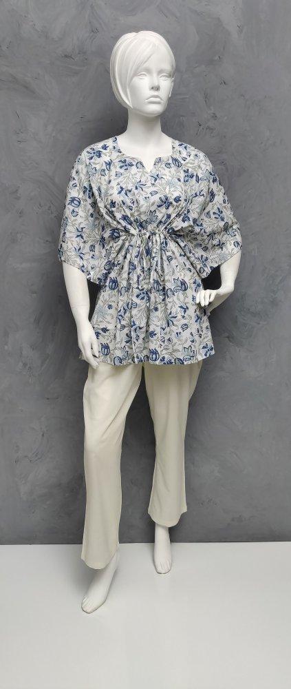 Floral Short Kaftan SK434