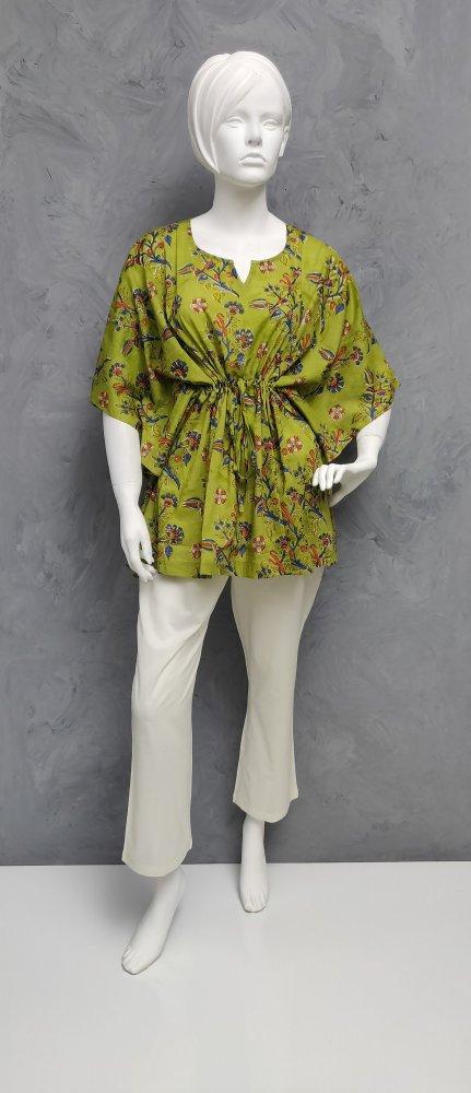 Floral Short Kaftan SK456