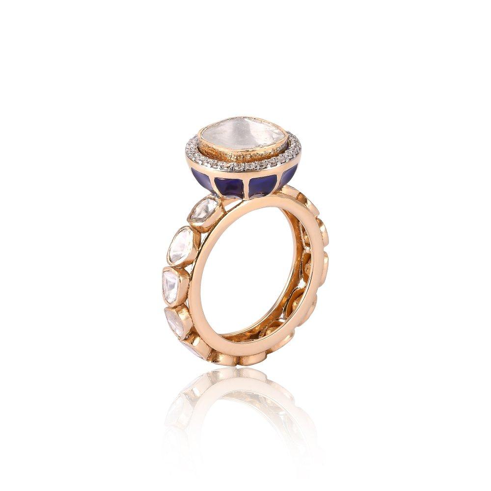 GRANDMA'S CLASSIC JEWEL RING