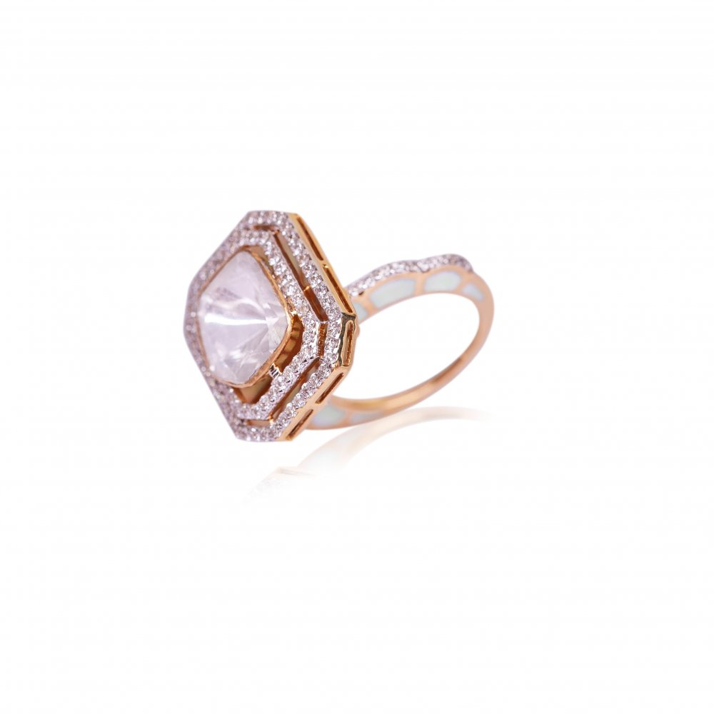 STEP INTO STYLE RING