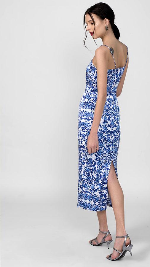 Posy Strappy Dress