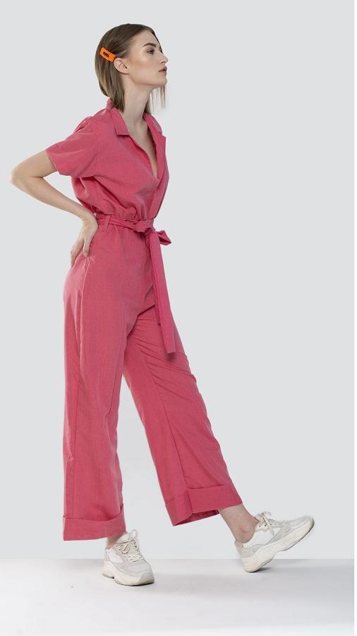 Rosy Jumpsuit