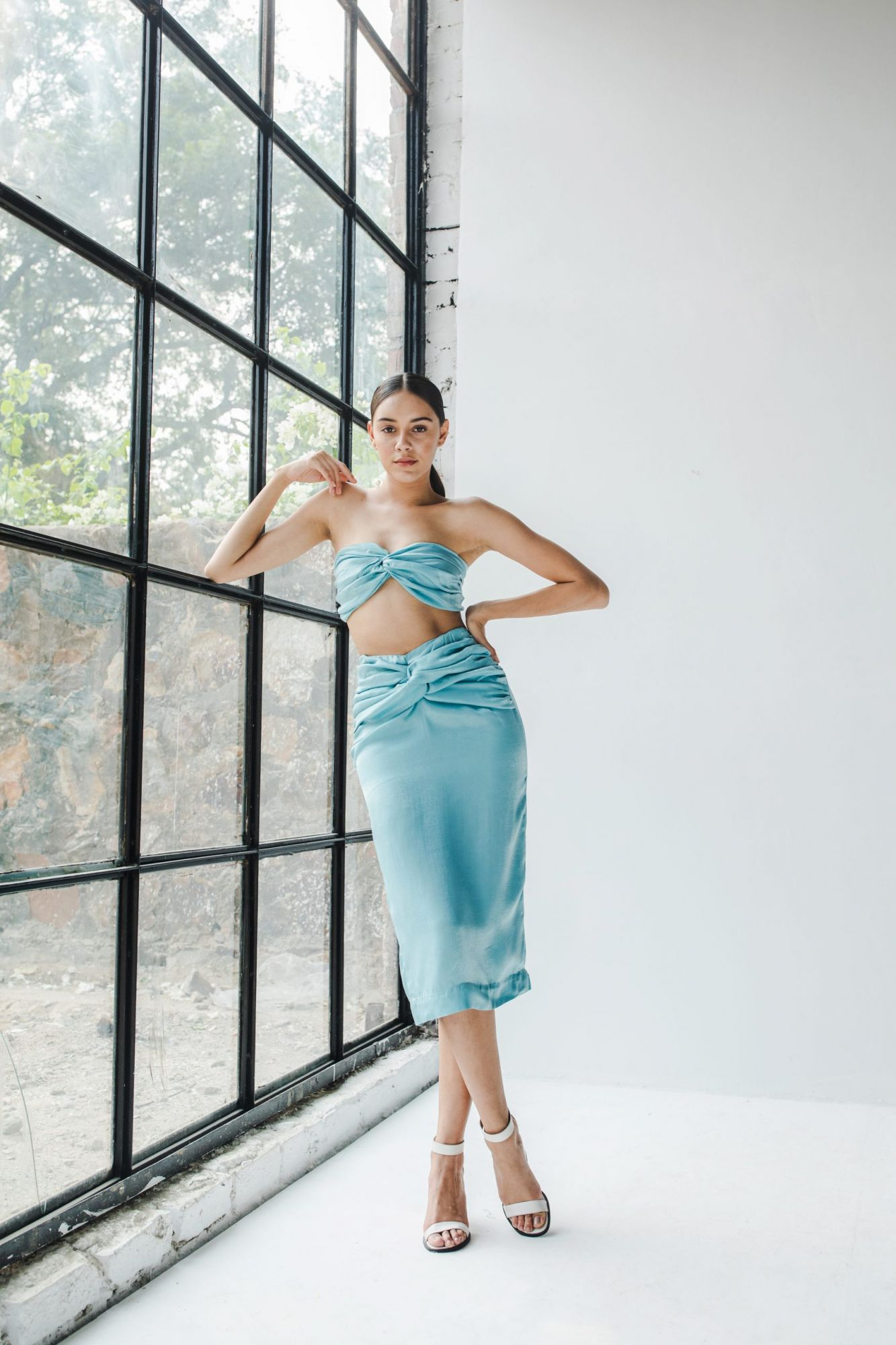 Teal Co-ord