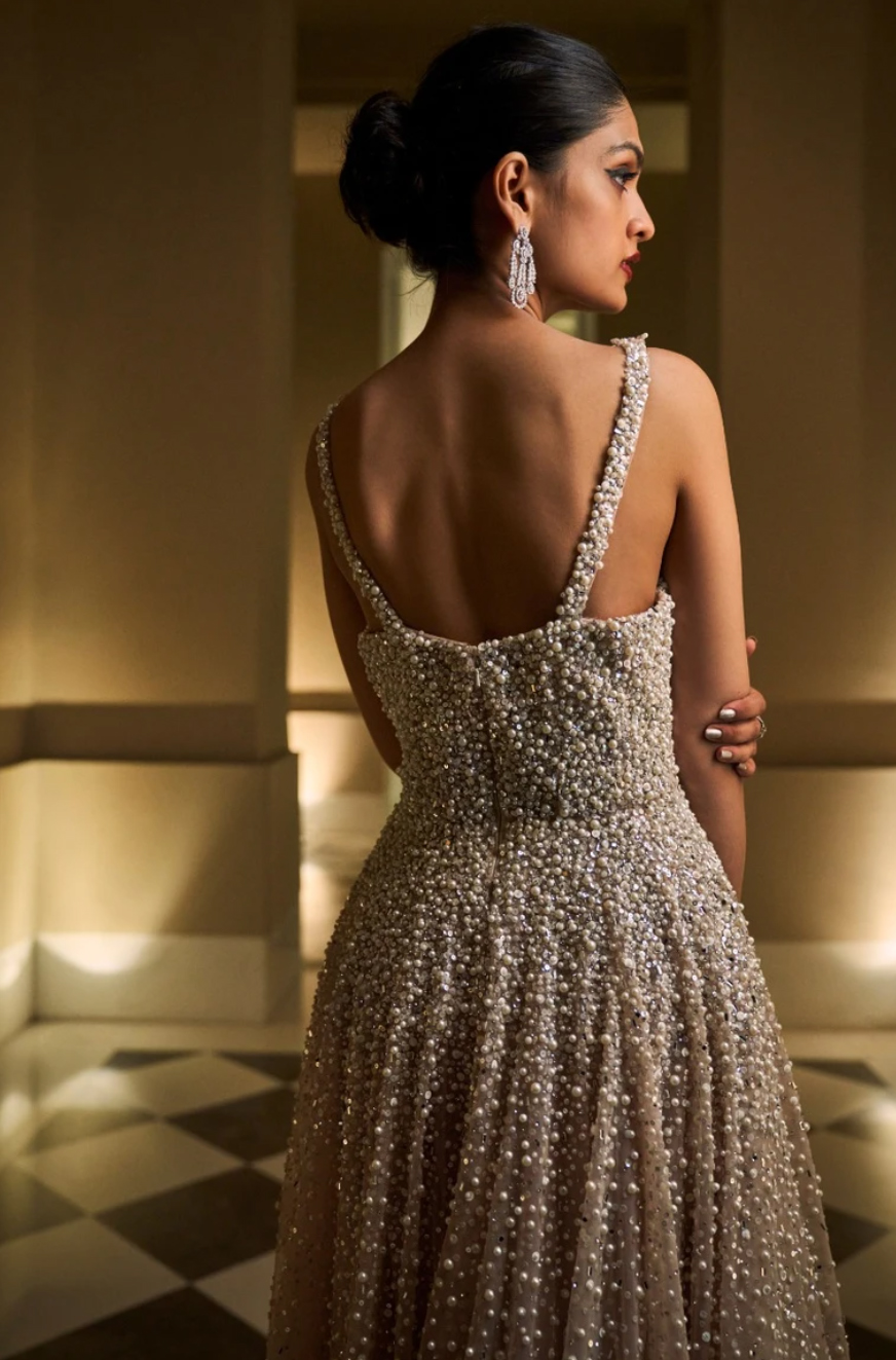 Pearl Gown